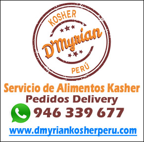 Kosher D'Myrian Perú